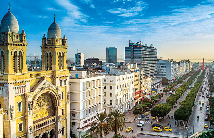 Arhitektura tunisa
