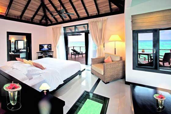 hilton maldivi