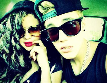 Dzastin i Selena