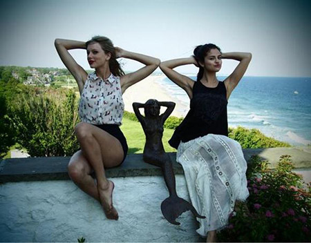 Tejlor Swift i Selena Gomez