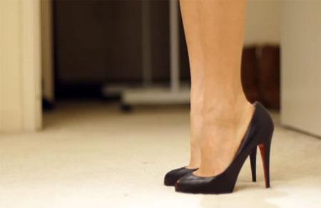 proba visoke potpetice