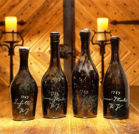 Berba 1787 Chateau Lafite vino