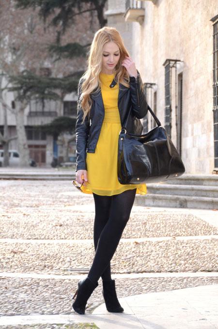 Žuta i crna