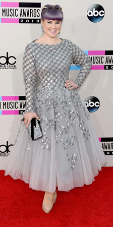 Kelly Osbourne na American Music Awards 2013