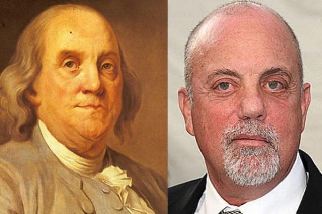 Ben Franklin i Bili Dzoel