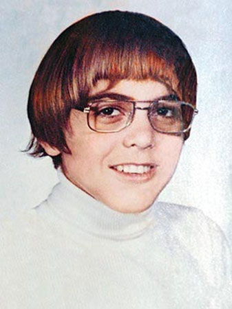 George Clooney kao tinejdzer