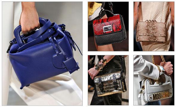 Mikro torbe kao modni detalj
