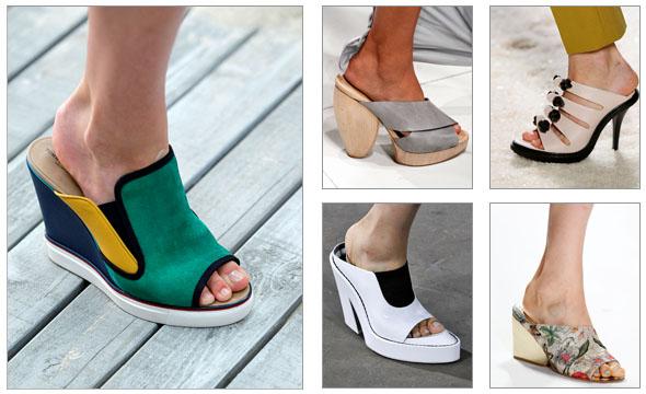 Papuče kao modni detalj