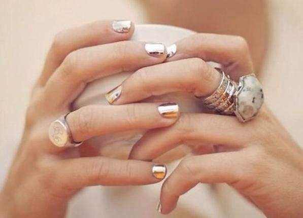 Metalik nokti