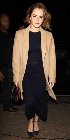 Kamel kaputi - Emma Watson