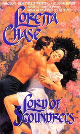 Ljubavni roman Lord of Scoundrels – Loretta Chase