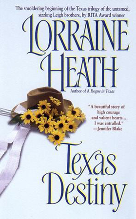 Ljubavni roman Texas Destiny – Lorraine Heath