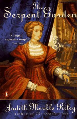 ljubavni roman The Serpent Garden – Judith Merkle Riley