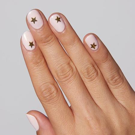 zvezdice na noktima