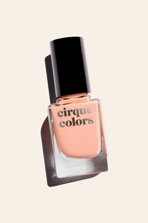 najlepše boje za nokte- kremasta boja breskve