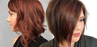 Kestenjasta boja kose